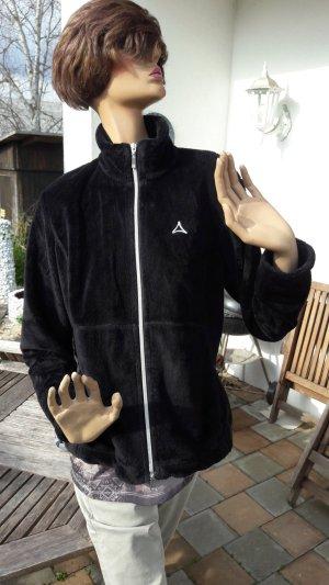 Schöffel Fleece Jackets white-black