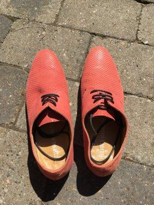Tolle Schuhe in leichtem Rot ❤️