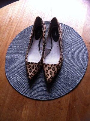 Tolle Schuhe in Leoparden LOOK Fell der Marke OASIS