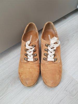 tolle Schuhe, Stiefletten/ Ankle Boots, mit Keilabsatz, Gr. 39
