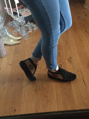 Tolle Schuhe von Minnetonka - Leder