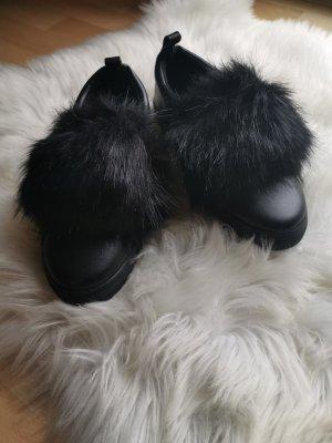 Primark Heel Sneakers black