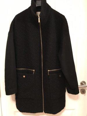 Tolle schwarze Jacke/ Mantel von Michael Kurs. NEU mit Etikett