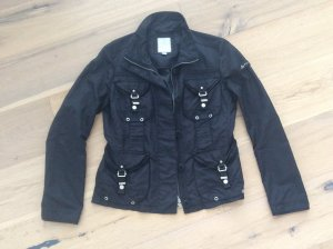 Tolle schwarze Jacke von Peuterey - Modell Applewood