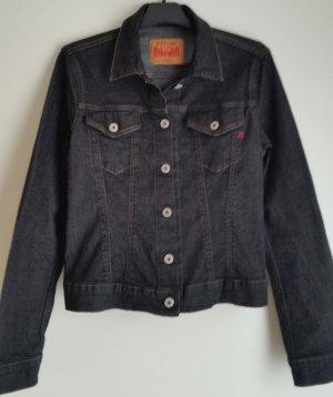 Tolle schwarze Jeansjacke von REPLAY