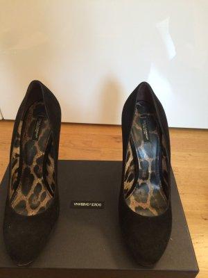 Tolle schwarze Pumps von Dolce&Gabbana in Größe 41