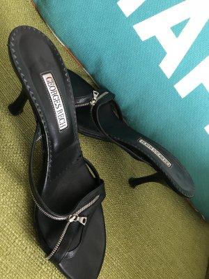 Tolle schwarze Sandalen