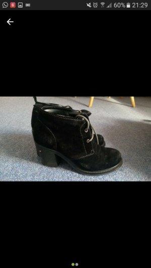 tolle schwarze Schuhe