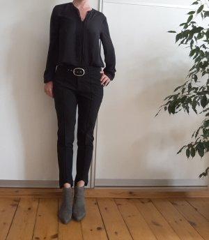 Bogner Vastgebonden broek zwart