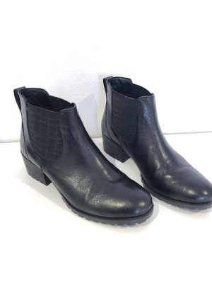 Spm Bottines à enfiler noir