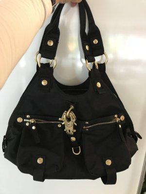 Tolle schwarze Tasche von George Gina & Lucy