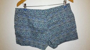 Tolle Shorts gemustert in blau von H&M Größe 44