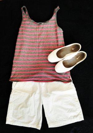 tolle shorts gr. 36 weiß