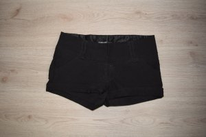 Blind Date Hot pants zwart Polyester