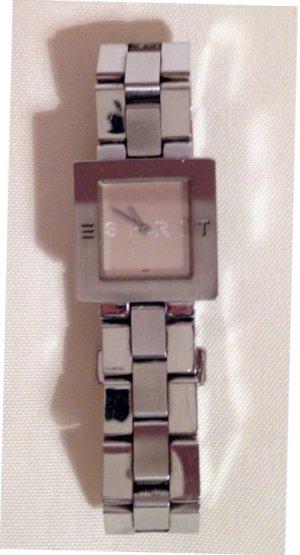 Tolle silber Uhr von Esprit