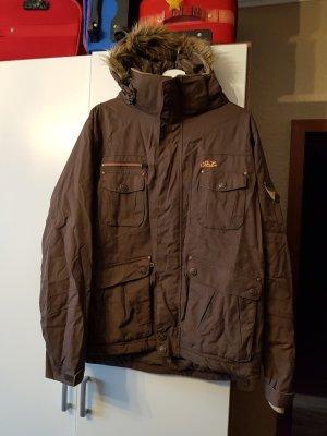 Tchibo / TCM Outdoor Jacket dark brown