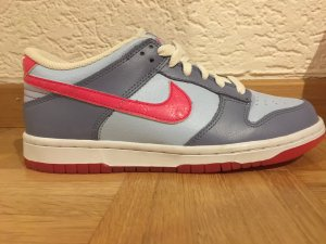 tolle sneakers von Nike schuhe pink hellblau blau schuhe Gr. 37,5 / 38