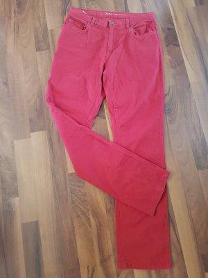 tolle Sommerhose rot Grösse 40