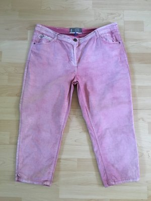 Cecil 7/8 Length Trousers neon pink cotton