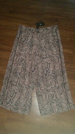 nü by staff-woman Pantalone a 3/4 marrone chiaro