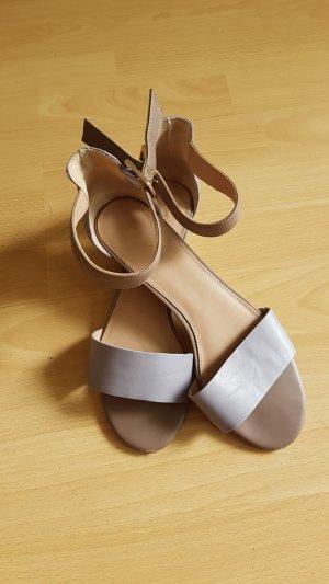 Drievholt High-Heeled Sandals beige-purple