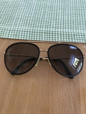 Tod's Aviator Glasses multicolored