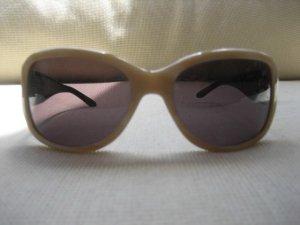 tolle sonnenbrille nina ricci wie neu braun schwarz etui von marc cain