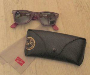 Tolle Sonnenbrille von Ray Ban - Modell Wayfarer