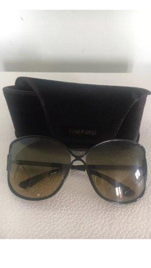Tolle Sonnenbrille von Tom Ford, grüne Gläser!