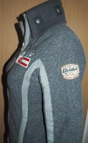 Tolle sportlich-elegante Fleecejacke in der Größe M von Tom Tailor Polo Team