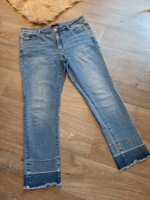 tolle Steffen Schraut Jeans, Anklejeans, Used look, destroyed