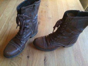 Steve Madden Botas marrón oscuro