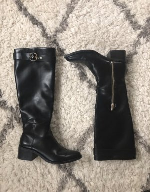 Stradivarius Heel Boots black