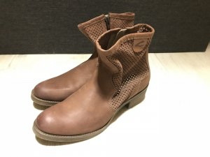 Camel Active Cut Out Booties brown