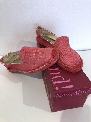 Comfortabele sandalen lichtroze-roze