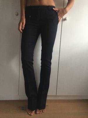 Armani Jeans Stretch Trousers black