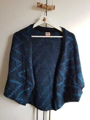Only Coarse Knitted Jacket multicolored mixture fibre