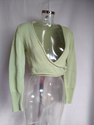 Gin Tonic Camisa cruzada verde pálido-verde claro