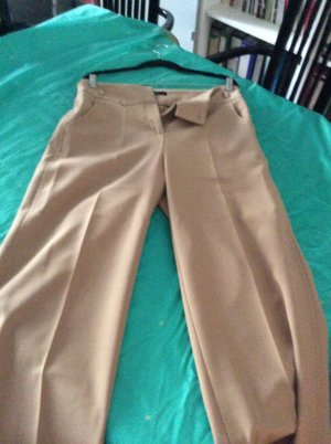 Tolle Taillienhose in camel