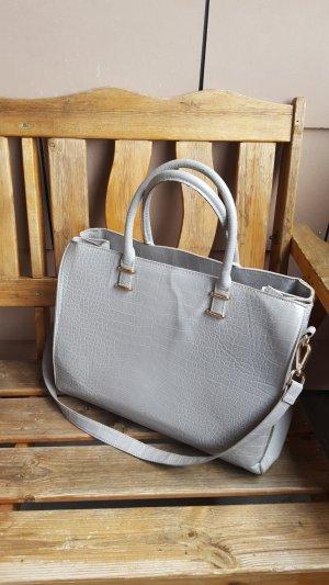 H&M Handbag multicolored imitation leather