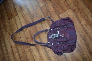 Tolle Tasche in Lila von Georges-Gina-Lucy in Dunkellila