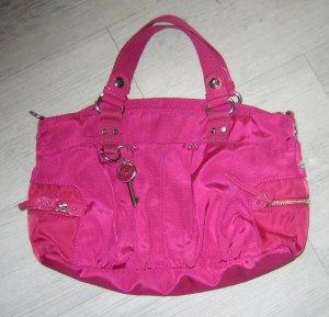 Fossil Shopper violet-rose synthétique