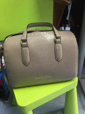 Mario Valentino Carry Bag grey brown-camel