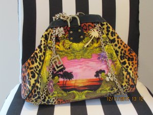 Versace for H&M Carry Bag multicolored mixture fibre
