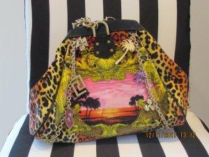 Versace for H&M Draagtas veelkleurig Gemengd weefsel