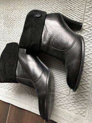Tolle Tommy Hilfiger Boots Stiefeletten Leder Luxus Blogger 40 41