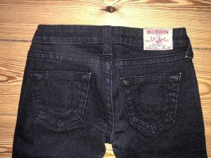 Tolle True Religion Jeans mit geradem beim