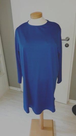 Tuniekblouse blauw