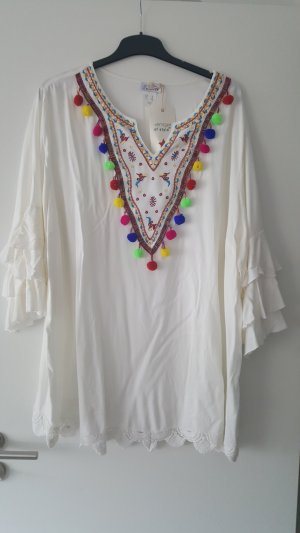Angel of Style Tunic natural white