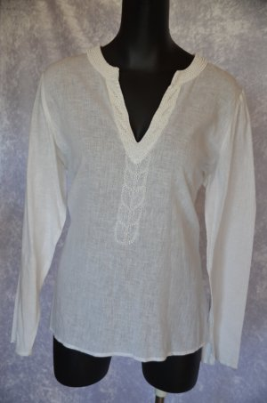 Best Connections Tunic Blouse white